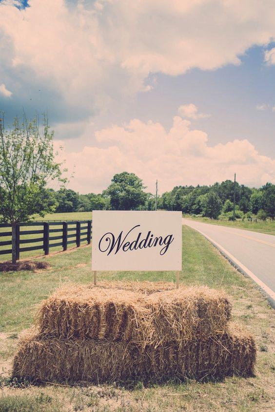 country outdoor wedding ideas | Country Wedding Ideas | Pinterest: