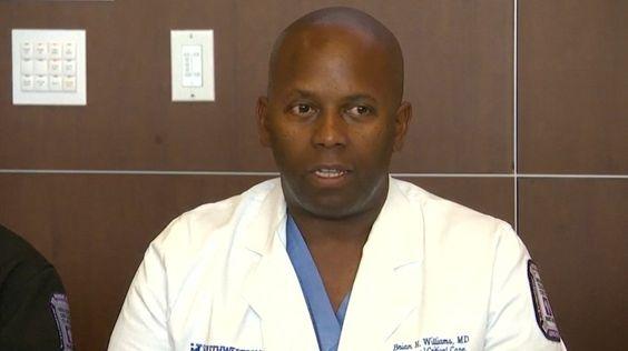 """Notfallchirurg aus Dallas appelliert im Video: """"Das Töten muss aufhören"""""""