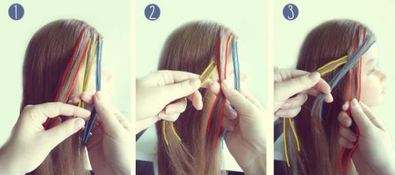 Basic Weaves and Braids Step by Step Guide for Beginners 012
