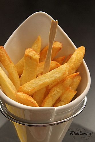 frites à la belge
