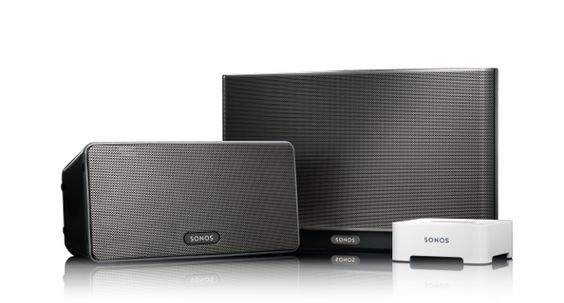 FREE Sonos BRIDGE with purchase of a PLAY 3 or PLAY 5 wireless speaker, this week at HiFi House!  Offer runs until end of business on Saturday, November 23rd.