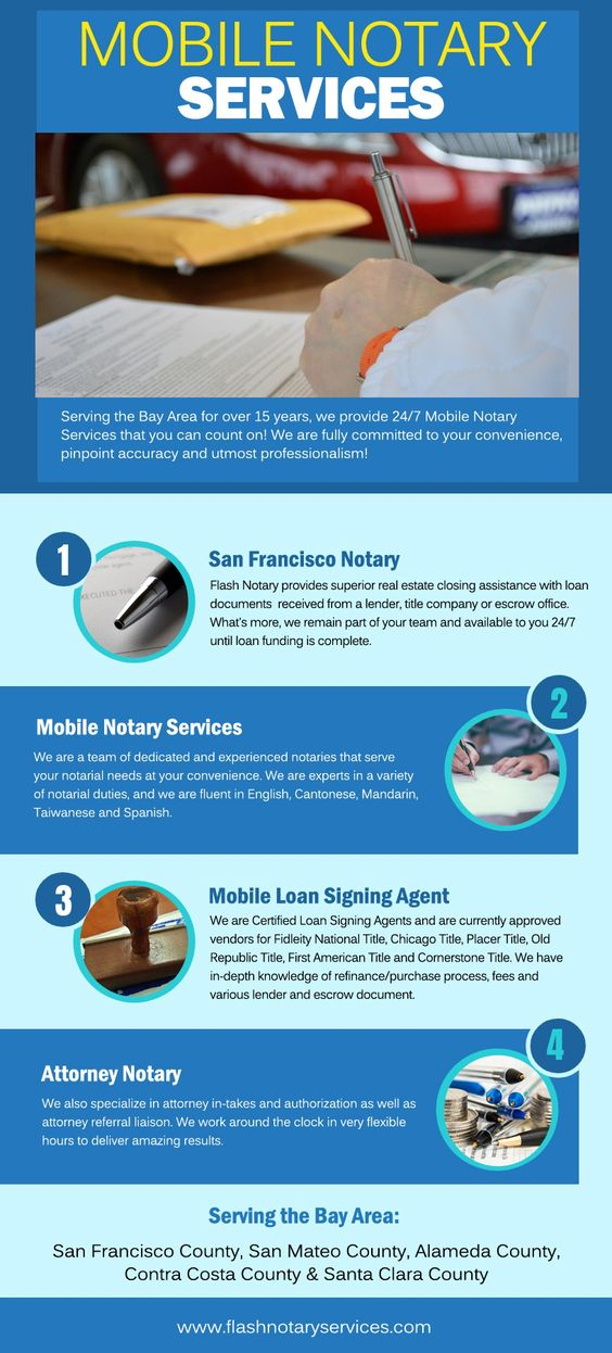 Mobile Notary Services
