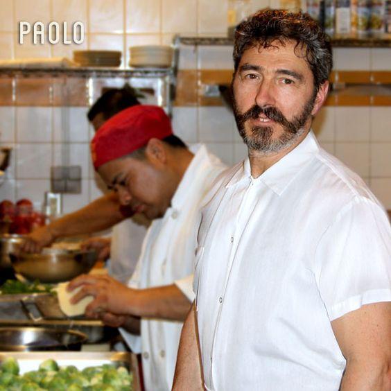 Executive Chef Paolo Laboa at Bistro Don Giovanni. Former executive chef at San Francisco restaurant, Farina. World Pesto Championship 2008.