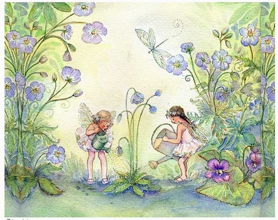 Fairies by Becky Kelly