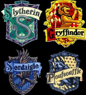 Blason poudlard harry potter pinterest - Harry potter blason ...