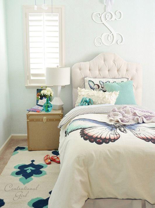 Girls bedroom teen girl bedrooms and bedrooms on pinterest for Amazing girl bedrooms