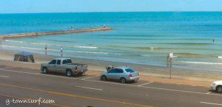 galveston memorial day traffic