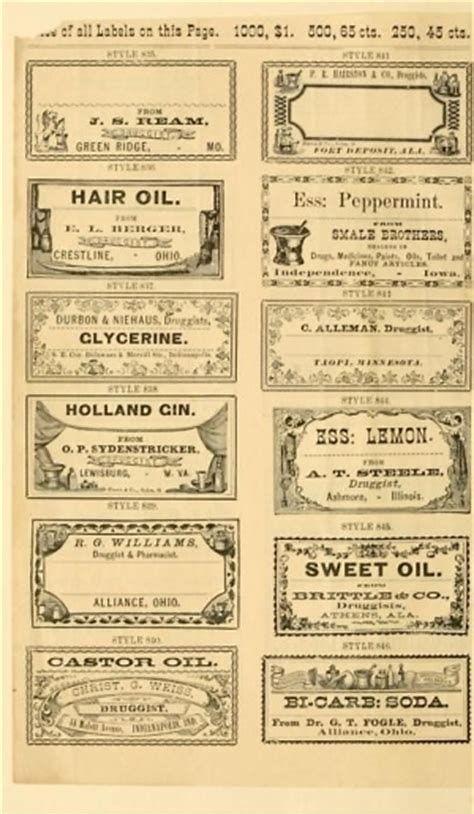 Afbeeldingsresultaten Voor Free Printable Vintage Apothecary Labels Vintage Printables Vintage Labels Apothecary Labels