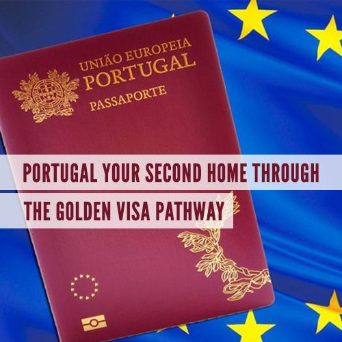 Portugal your second home through the Golden Visa pathway 2020 in 2020 |  Visa, Portugal, Free travel
