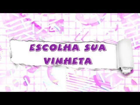 Vinhetas Sem Texto Youtube Com Imagens Vinhetas Criar Canal