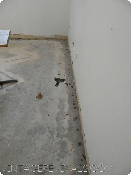 Painting Concrete Floors Paint Tiles And Studios On Pinterest
