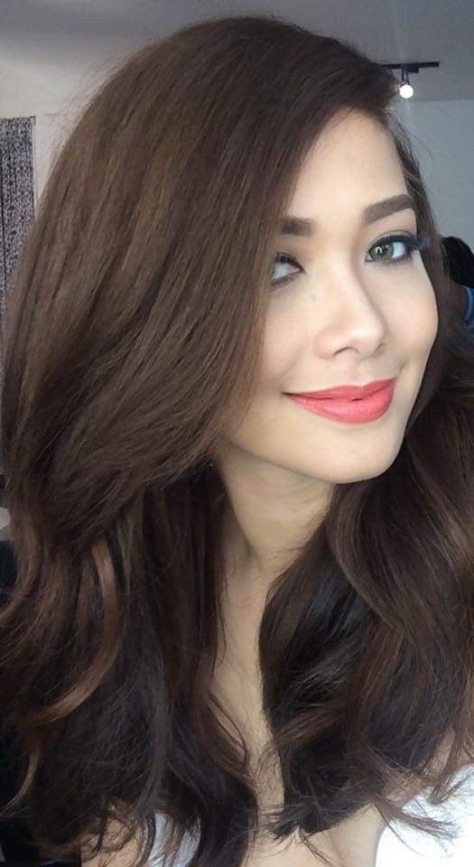Maja Salvador In 2020 Filipina Beauty Beauty Long Hair Styles