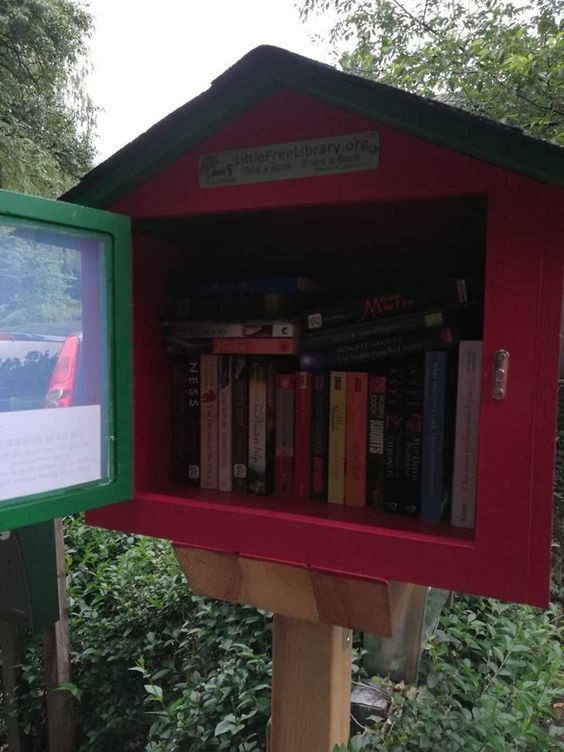 Little Free Library Mortsel