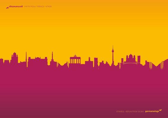 Germanwings: Berlistanbul Advertising Agency: Grey, Düsseldorf, Germany
