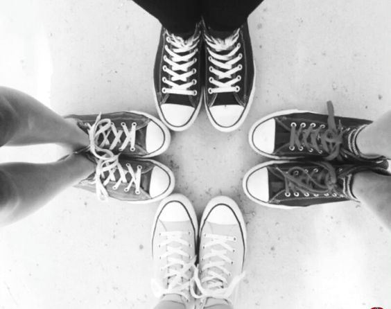 Friendship is what keeps you together😊😍