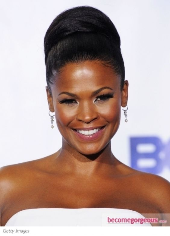 nia long hair styles nia bet awards and updo hairstyle on 8809 | 04d8cac490db5e1ada80db32e1930933
