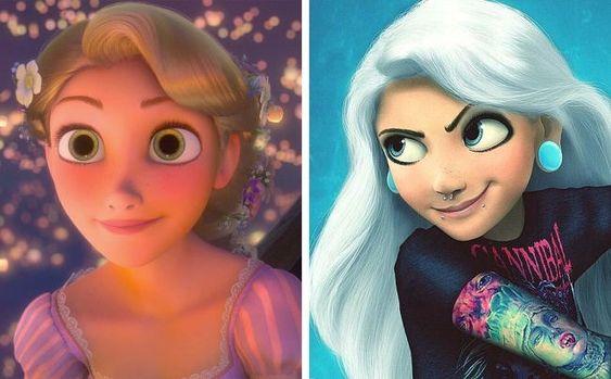 10 φωτογραφίες από πριγκίπισσες που αποδείχθηκαν απίστευτα κακά κορίτσια