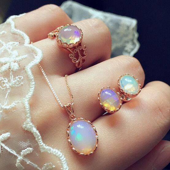 Opal silver earrings Opal earrings silver Opal studs Anniversary gift Unique Rainbow opal White opal Australian opal Gift for her