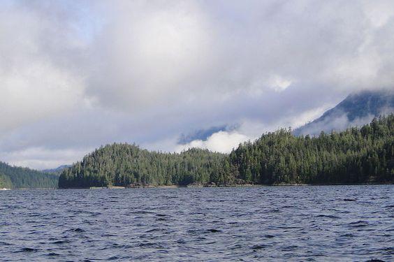 Clayoquot Sound, Canada