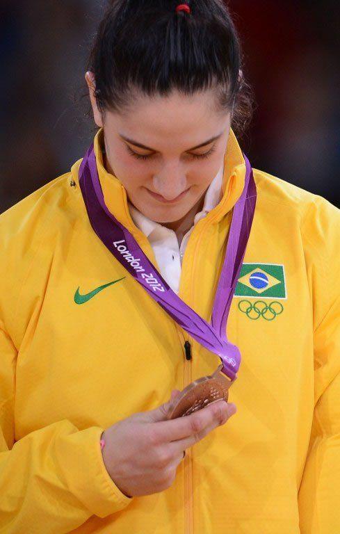 Medalha de bronze do Judô feminino brasileiro e outras notícias de hoje nas Olimpíadas!