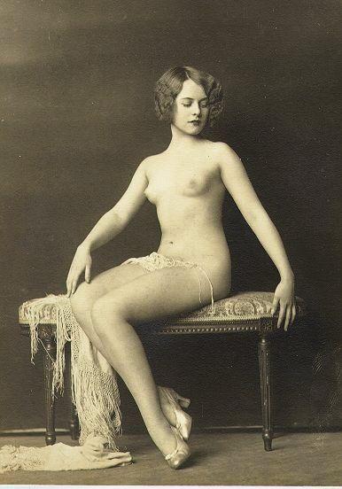 Paulette Goddard, Ziegfeld Beauty 1920s