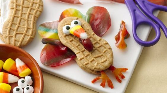 Fruity Feather Turkey | Holiday Cottage