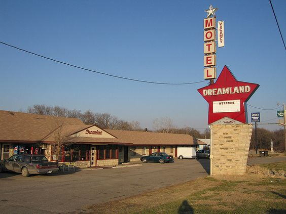 The Dreamland Motel Junction City Kansas Junction City Oklahoma City Bombing Kansas