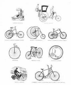 """""""Da poco tempo si è riusciti a trovare il veicolo leggero, scorrevole e pratico che noi chiamiamo bicicletta. Se insieme a queste attrattive della bicicletta si tiene conto dell'utilità pratica di essa in molte professioni e bisogni della vita, si troverà non fuori luogo la profezia (vicina del resto ad avverarsi) di chi disse che essa è destinata a fare il paio, nella vita moderna, colla macchina a cucire"""" (Storia del velocipede, Vol. 1, apr. 1895, p. 302, 311)."""