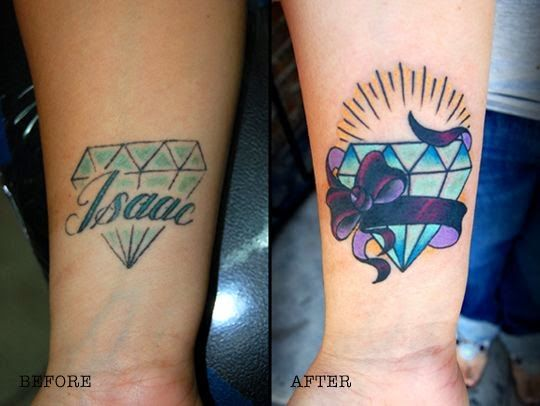 Tatuajes Para Cubrir Nombres