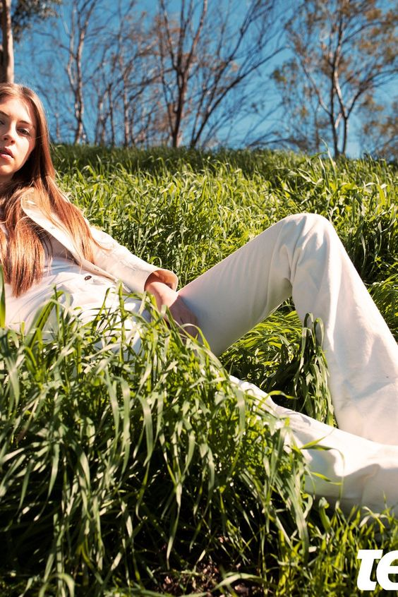 Cole Sprouse Photographs Hermione Corfield   Teen Vogue