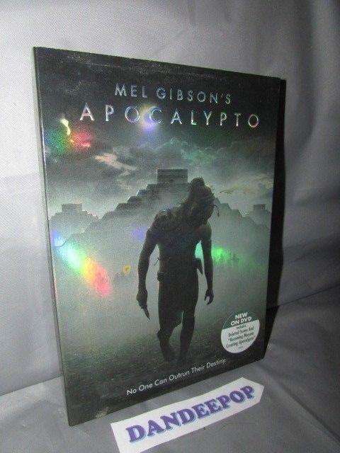 Apocalypto Dvd 2007 Apocalypto Dvd Movie Melgibson Dandeepop Find Me At Dandeepop Com Mel Gibson Dvd Gibsons