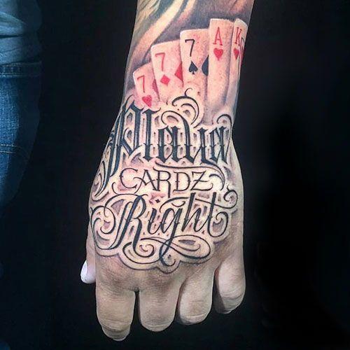 101 Best Hand Tattoos For Men Cool Design Ideas 2020 Guide Hand Tattoos For Guys Hand Tattoos Full Hand Tattoo