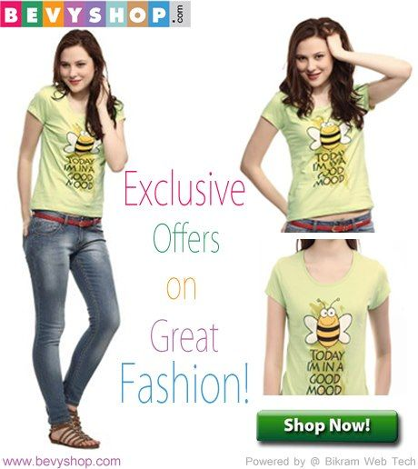 Discover Great Fashion at      Bevy Shop!