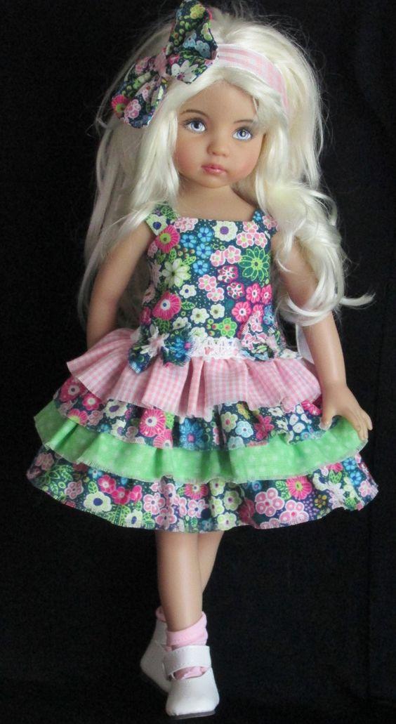 Handmade Doll Clothes Ebay Seller: Kalyinny: