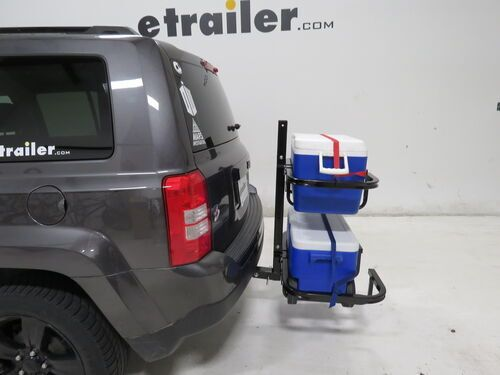 Viking Solutions Stack Rack II Hitch Mounted Gear Rack