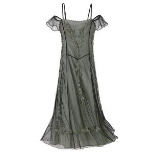 Green Tea Dress - New Age & Spiritual Gifts at Pyramid Collection