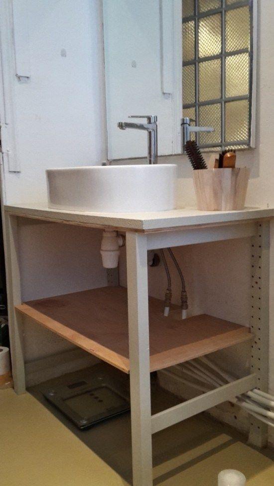 Ivar Washbasin Ikea Badezimmer Badezimmer Badezimmerwaschtisch