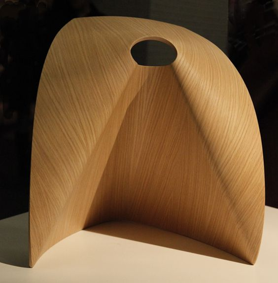 Fortune Cookie Stool by Po Shun Leong
