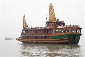 Chinese Junk Boat - Bing Images
