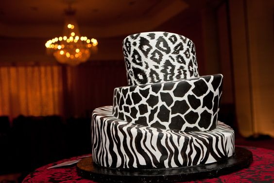 Creative cake creations by Cake Odyssey; Sheraton Uptown Ballroom; photo by Blue Rose Photography. #weddings, #venues, #receptions, #albuquerque