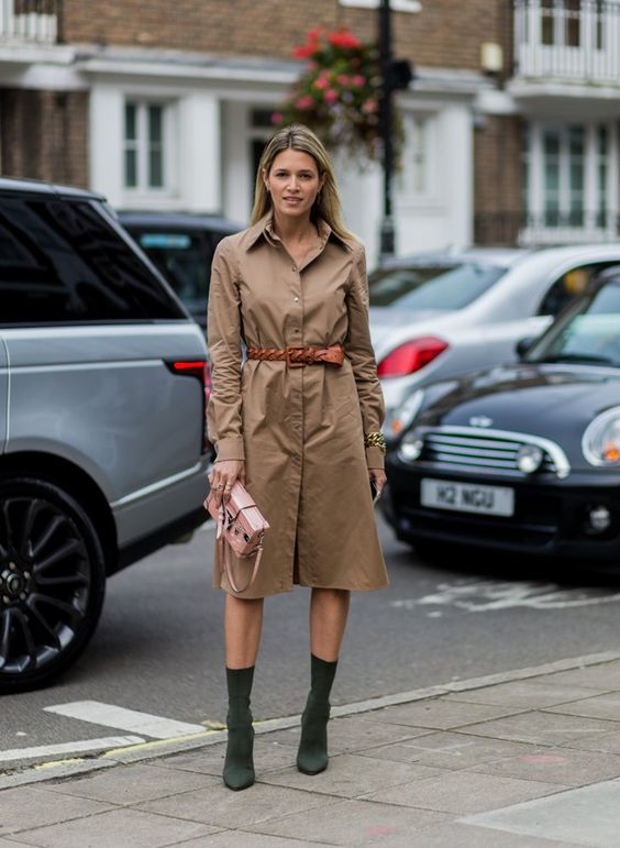 See Every Stylish Look That Hit the Streets of London During Fashion Week Day 3