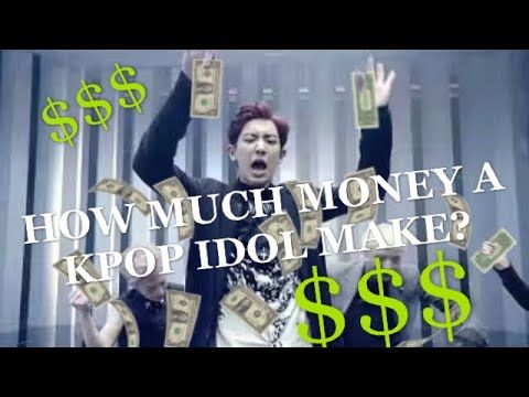 Bts On How Much Money A Kpop Idol Makes Truth From An Actual Kpop Idol Kpop Idol Idol Kpop