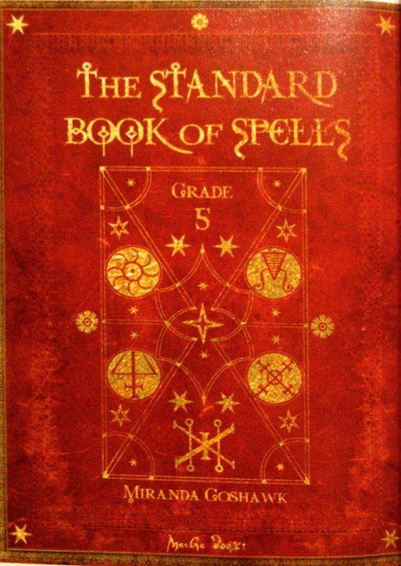 Harry Potter Book Level ~ The standard book of spells grade spell books search
