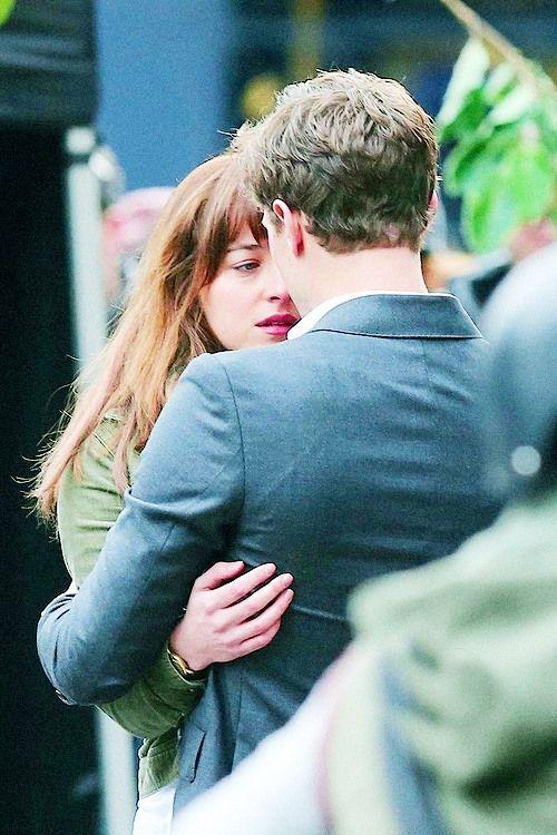 Movie 50 Shades of Grey Dakota Johnson Jamie DornanNews http://bit.ly/1QlwwXg http://bit.ly/24zKPid
