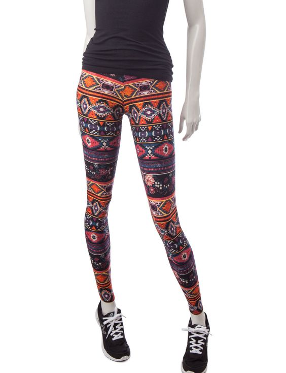 Shop today for Justify Tribal Striped Peached Leggings & deals on Leggings! Official site for Stage, Peebles, Goodys, Palais Royal & Bealls.: