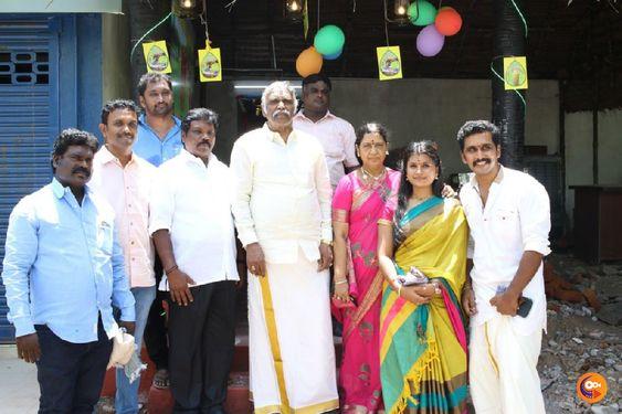 'Madurai Rajammal Curry Kolambu' Family Restaurant Launch