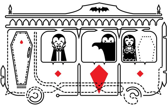Ghostal Express - A monster train ride! - Will Scobie