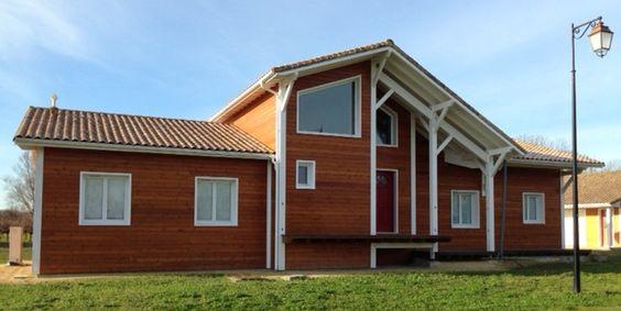 Construction de maison en bois et isolation paille en Charente (16) (17) et à…