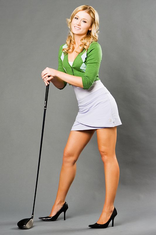 There Are A Bunch Of Hot Golfers On The New Season Of The Big Break On The Golf Channel