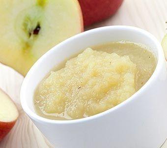 Receta para hacer Compota de Manzanas